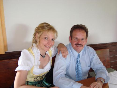 Bernhard und Silvia
