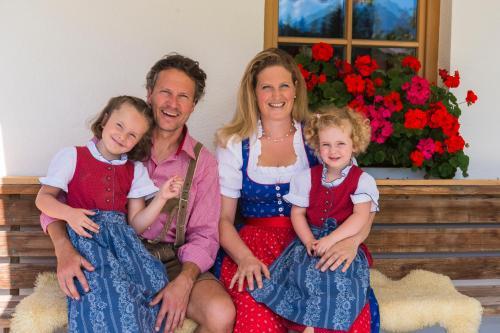 Familie Straninger Hechenberger