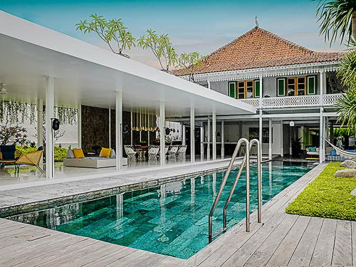 Villa 1880 - an elite haven