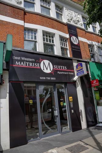 Best Western Maitrise suites