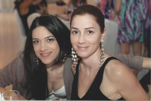 Stephanie & Chrystalla Krasas