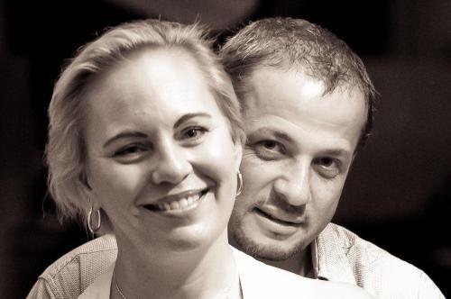 Christelle and Jocelyn Philogene