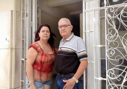 Roberto y Lidia