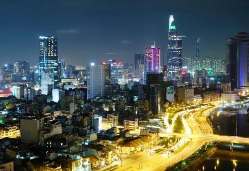 Spacious Saigon