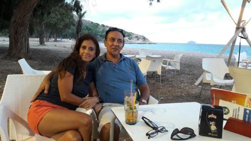 Giorrgio y Patricia