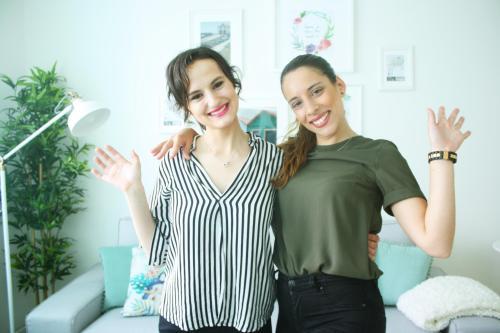 Raquel e Jessica Carvalho