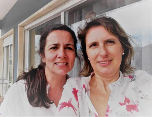 Like Home-Maria João e Cláudia