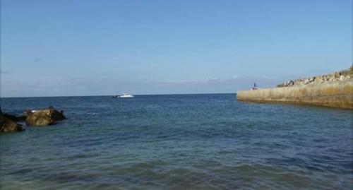 Praia do Portinho da Areia Sul