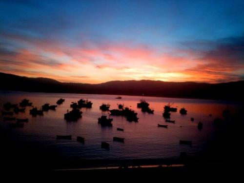 Vista Panoramica de la Bahia