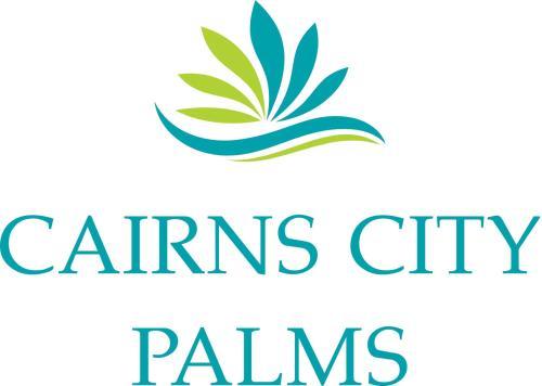 Cairns City Palms Logo