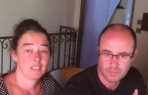 Valérie et Stéphane