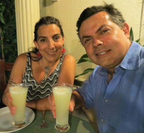 Beatriz y Gerardo