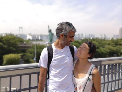 Sandrine et Jaid