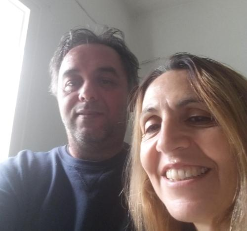 Tasos and Barbara