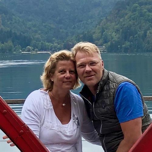 Carina und Peter Gold