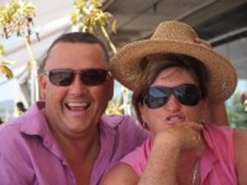 Neil and Tracy Scott
