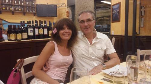 Nausica e Fabio