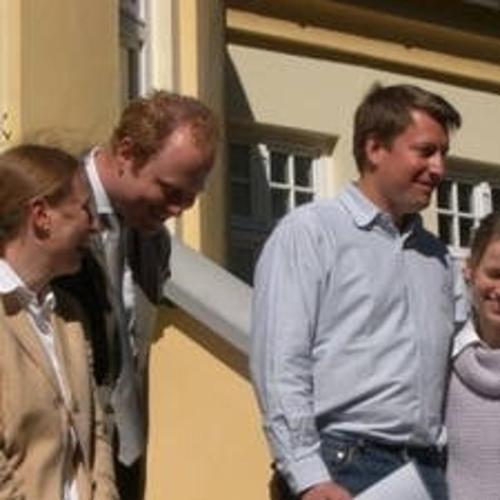 Die Eigenuemer-Familien Floto und Schwencke