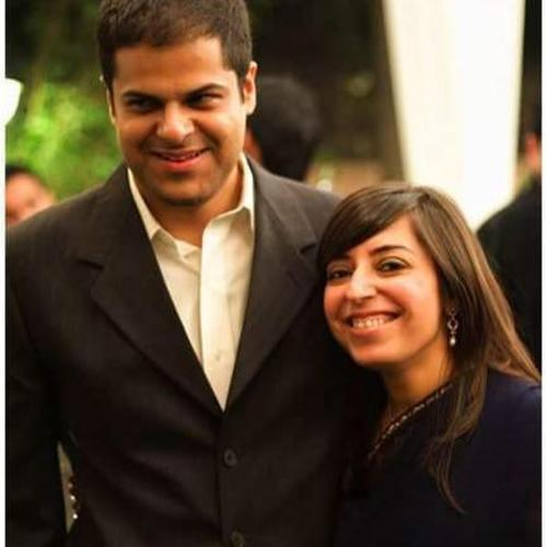 Radhika and Vidur