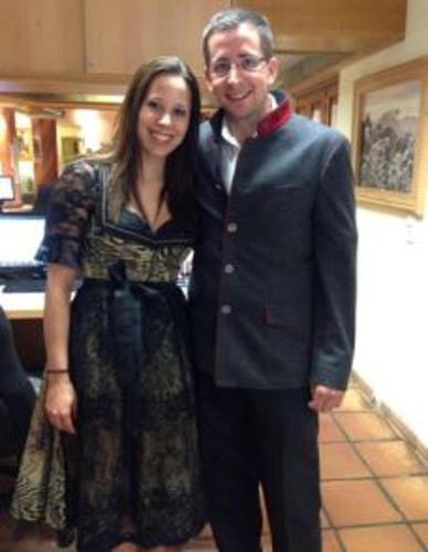 Melanie und Wolfgang Kaltschmid