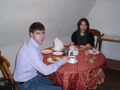 Alex & Svetlana