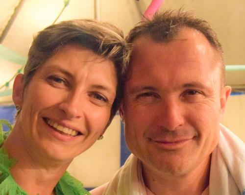 Corinne et Claude