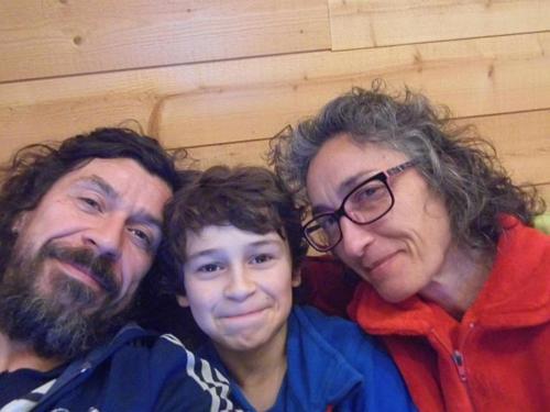 Cécile,Lucas et Christophe
