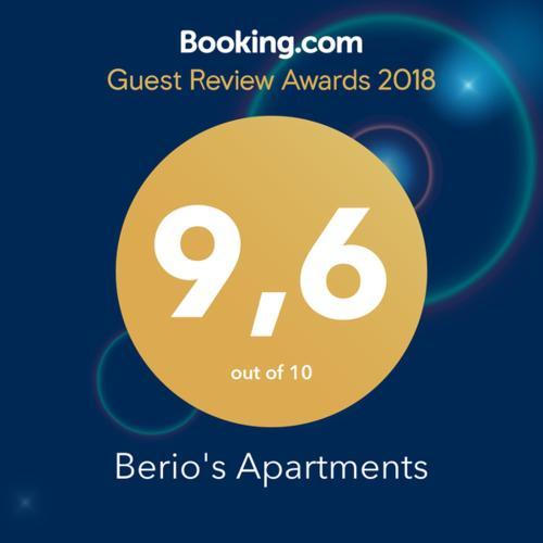 Berio's Apartments Warsaw