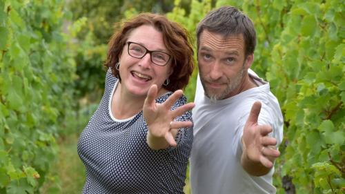 Peggy et Serge
