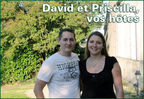 David & Priscilla