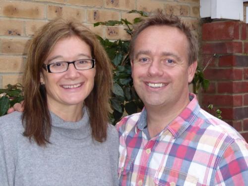 Jenny & Gareth Lane