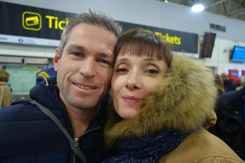 Christophe & Noria