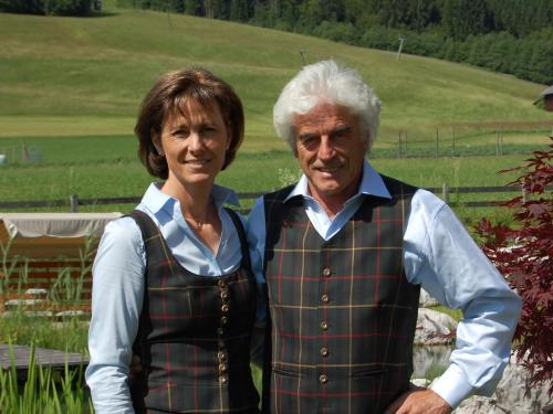 Petra und Max Franz