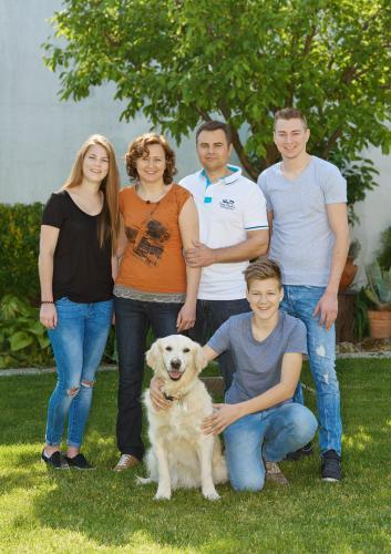 Familie Klausner