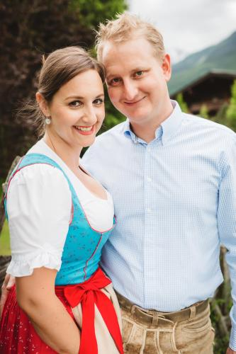 Christine und Robert
