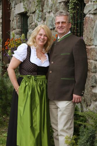 Maria und Hubert Mies