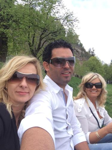 Andrea, Yassine, Laura