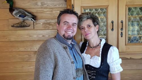 Theo Hofherr & Anita Rütsche