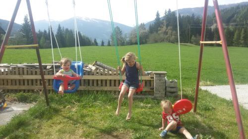 Unsere spielenden Enkelkinder