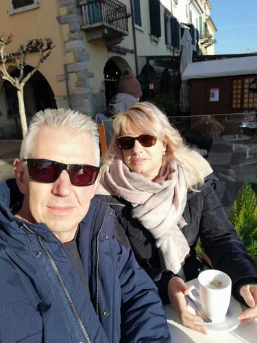 Astrid und Frank Nestrowicz