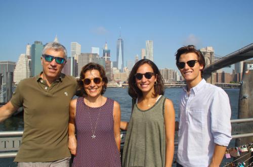 Jose & Family