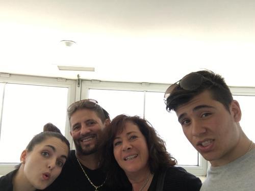 Franz, Toni, Birgit & Lukas