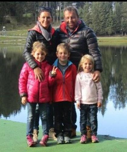 Familie Heiss/ Gastgeber