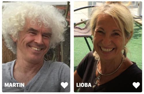 Lioba und Martin Drescher