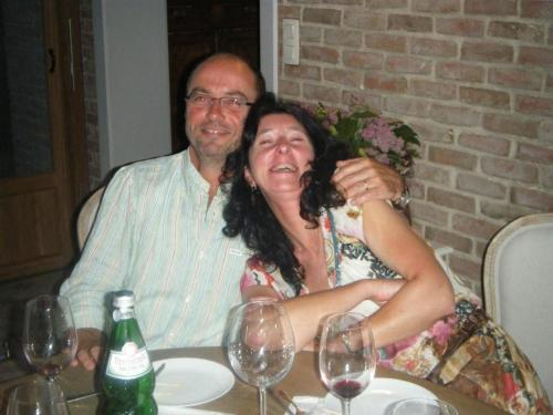 John Vanoverschelde & Ingrid Nevejan