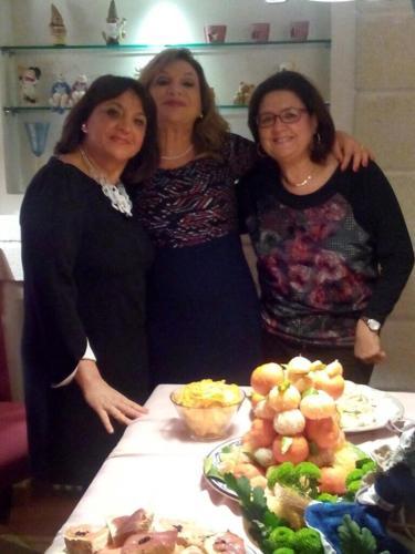 Rita, Mirella, Cinzia