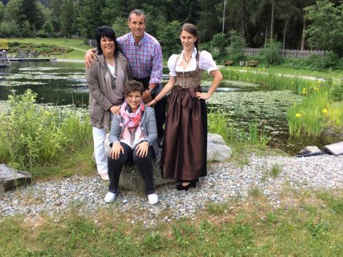 Familie Falkner
