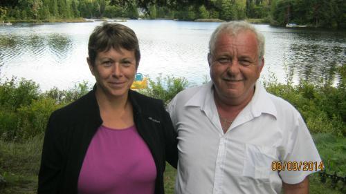 Françoise et Robert