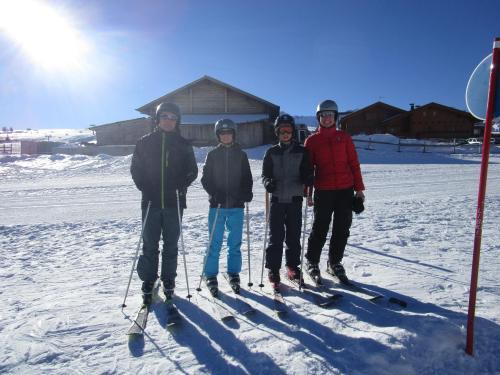 Albert, Lianne, Jarno en Wessel de Visser