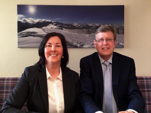 Margit und Gebhard Klingler
